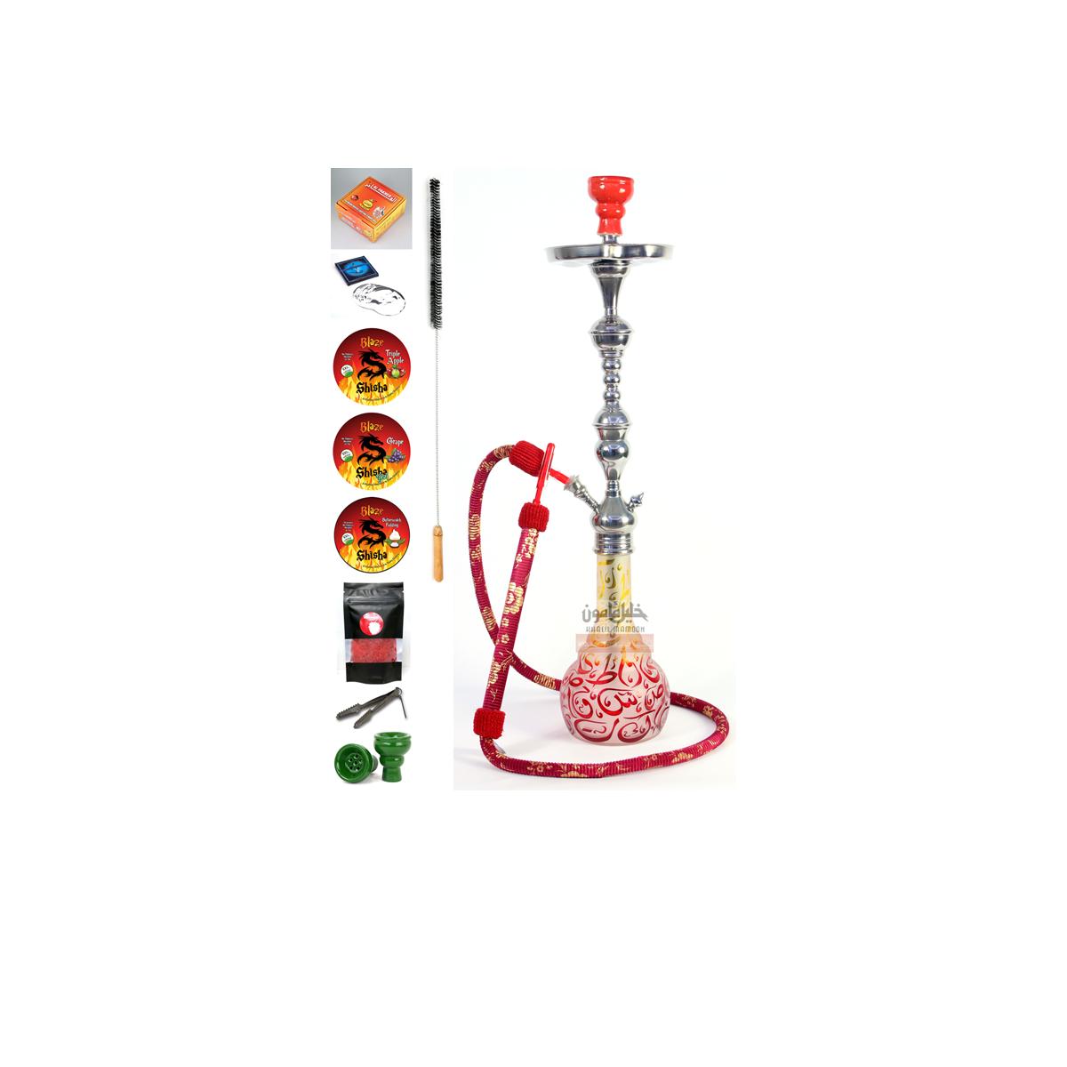 Jumbo Deluxe Beginners Kit Red
